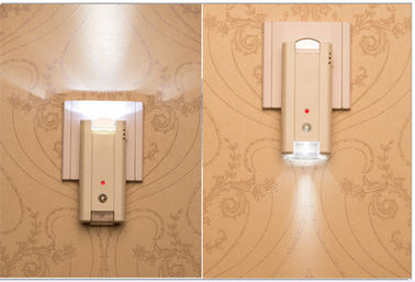 China Small Compact Size Rechargeable Motion Sensor Night Light Environmental Protection supplier