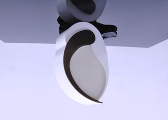 China 120V 60HZ Light Activated Night Light White And Black Color Environmental Friendly supplier