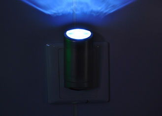 China Fashionable Modern Life Safe Night Light 120VAC 60HZ 80*37*45mm With UL CUL Approval supplier