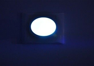 China 1W Round Bathroom Night Light Sensor 78 *70mm Multipurpose As Mobile Phone Charger supplier