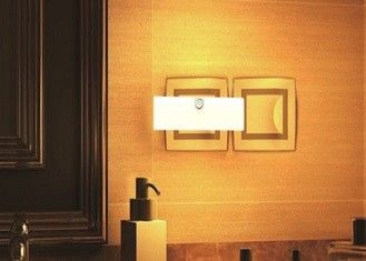 China Compact Size Flat LED Night Light 0.5 Watt Energy Efficient Low Power Consumption supplier