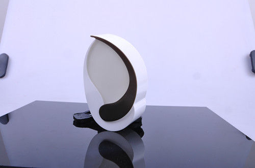 120V 60HZ Light Activated Night Light White And Black Color Environmental Friendly